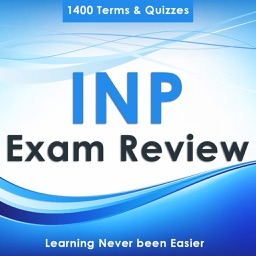 INP Exam Review & Test Bank App for Self Learning