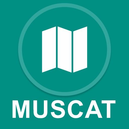 Muscat, Oman : Offline GPS Navigation