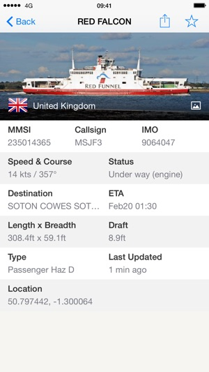 Ship Finder On The App Store - Cruise ship finder app