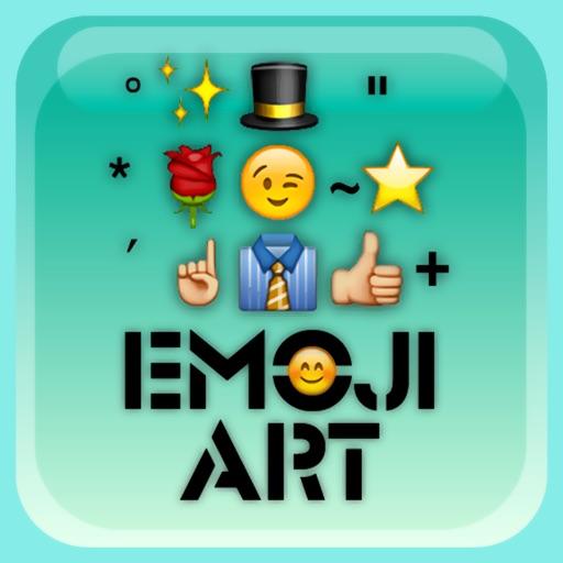 emoji 2 emoticon art - premade MMS/SMS messages