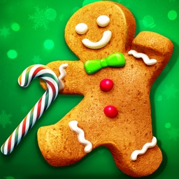 Cookies Maker - Sweet Christmas Gingerbread Party