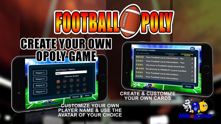 Football - Opoly screenshot-3