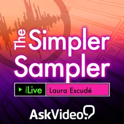 Simpler Sampler Course For Live