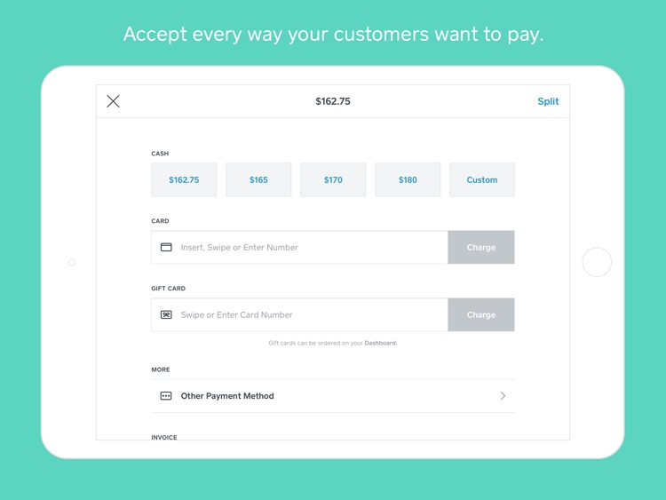 Square Retail - POS (Point of Sale) System