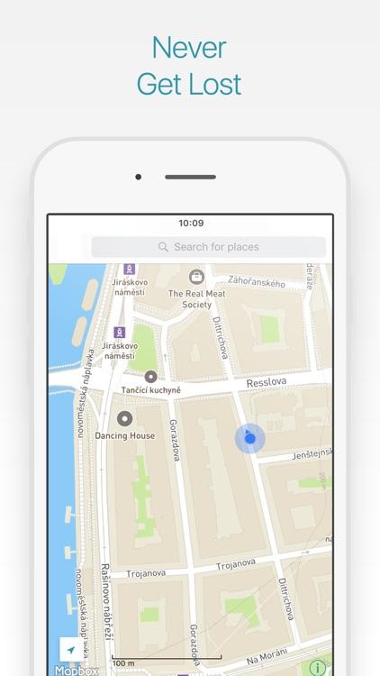 Prague Travel Guide and Offline City Map screenshot-3