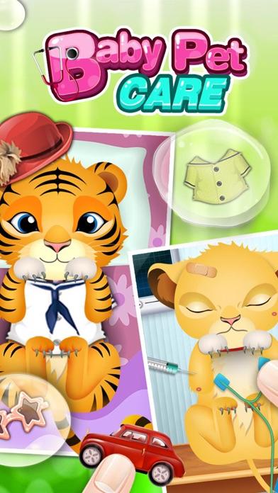 ベビーペット獣医博士 - 子供向けゲームのおすすめ画像3