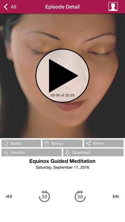 Meditation Oasis App
