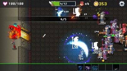 ダンジョン守り : 勇者の侵攻 screenshot1