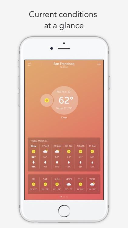UltraWeather: Local & Worldwide Forecast
