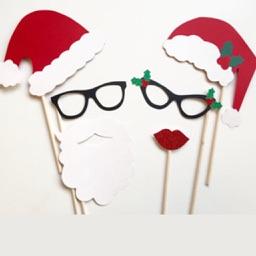 Christmas Photo Booth Festive Editor Elf Yourself
