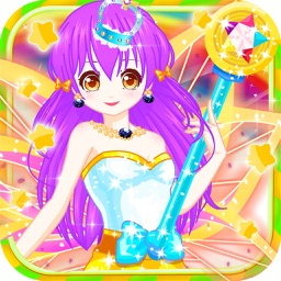 Magical girl - baby games and kids games