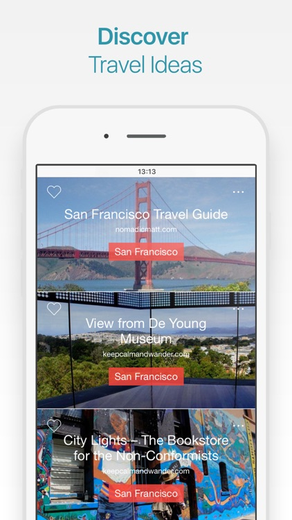 San Francisco Travel Guide and Offline City Map