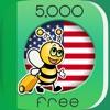5000フレーズ - アメリカ英語を無料で学習 - 会話表現集から