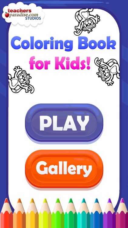 Coloring Book for Kids - Coloring Games