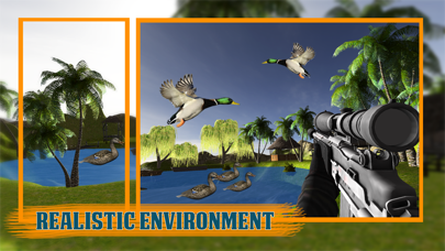 Bird Hunting Challenge: Wild Sniper Shooting 3Ds screenshot four