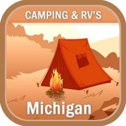 Michigan Campgrounds & Hiking Trails Offline Guide