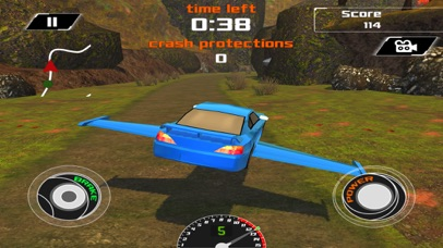 3D Flying Car VR Racing Simulator 2017 screenshot 5