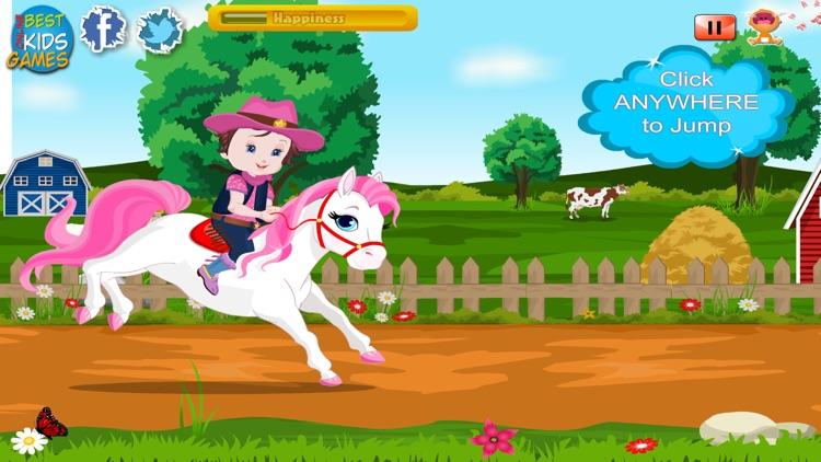 Baby Lisi Pony Care screenshot-4