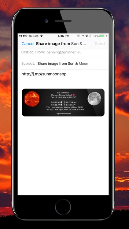 Sun And Moon Tracker AR screenshot-4
