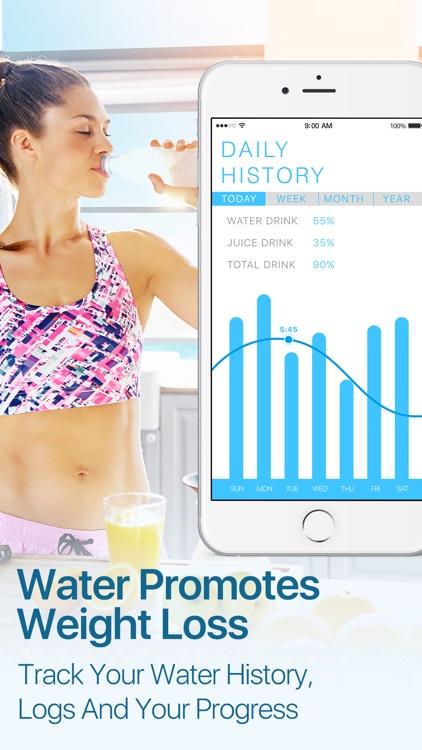 Water Reminder - Drink Water Tracker & Daily Alert