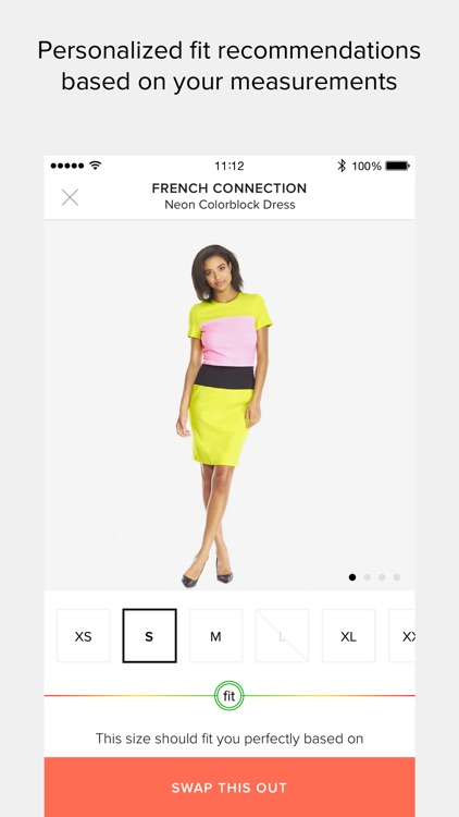 Le Tote - Women's Fashion Rental Service screenshot-3