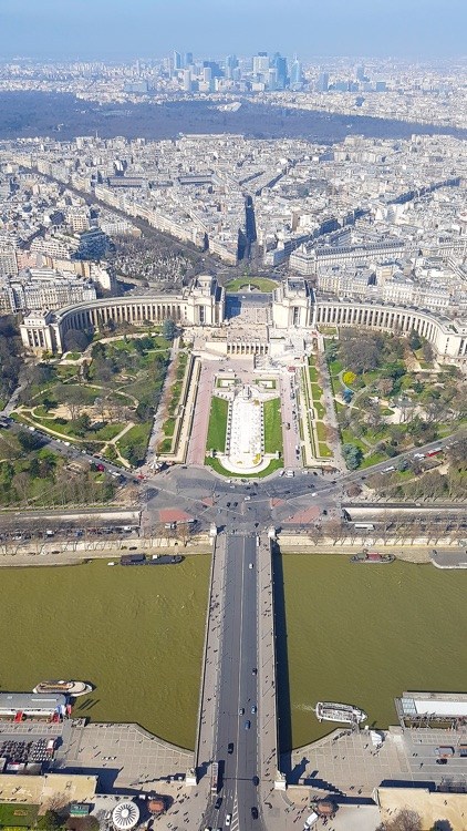 VR Paris High Up On Eiffel Tower Virtual Reality screenshot-4