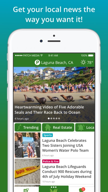 Patch: Local breaking news, crime, weather, events