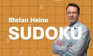 Stefan Heine Sudoku - challenging and beautiful