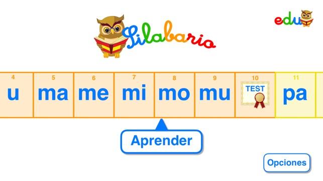 Aprender a Leer - Silabario