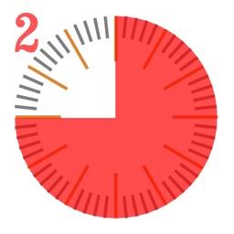 Visual Timer Apple Watch App