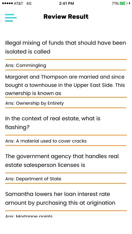 1,200+ Questions NY Real Estate Salesperson Exam screenshot-4