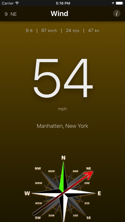 Wind App screenshot-1