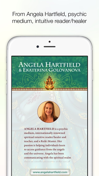 Whispers of Lord Ganesha - Angela Hartfield screenshot-4