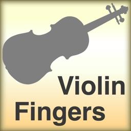 Violin Fingers