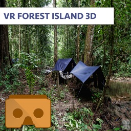 VR Forest Jungle 3D