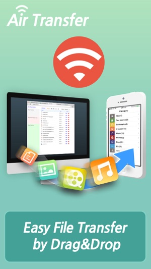 Air Transfer - File Transfer from/to PC thru WiFi on the App Store