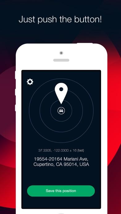 Car Finder: parking navigator Screenshots
