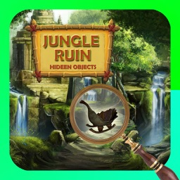 Jungle Ruin : Its Hidden Time