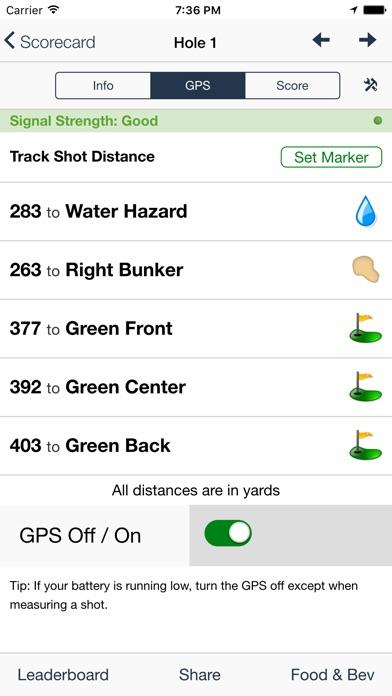 Yucaipa Valley Golf Club screenshot 5