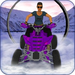 Snow Quad Bike Offroad 3D – Real Snow Moto Rider