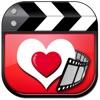情人节 和 照片幻灯片 - 照片 编辑 与 爱 图片 和 爱 音乐