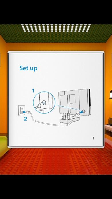 脱出ゲーム CUBIC ROOM3 - トイブロック部屋からの脱出 - ScreenShot2