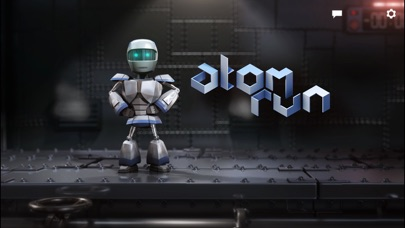 Screenshot #6 for Atom Run