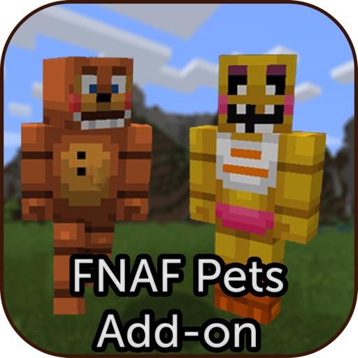 FNaF Add-On for Minecraft PE iOS App