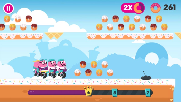 Donut Rush screenshot-1