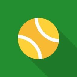 Tiny Tennis Match