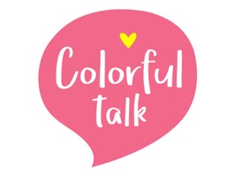 Colorful Talk - 36 Bubbles Stickers