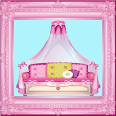 Activities of Hidden Objects Game - Sweet Rooms