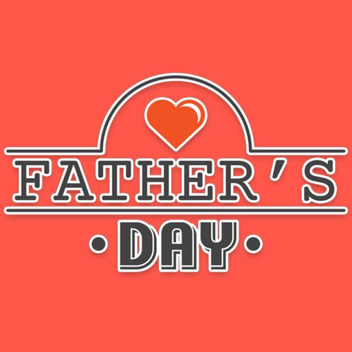 Father's Day Stamps Stickers