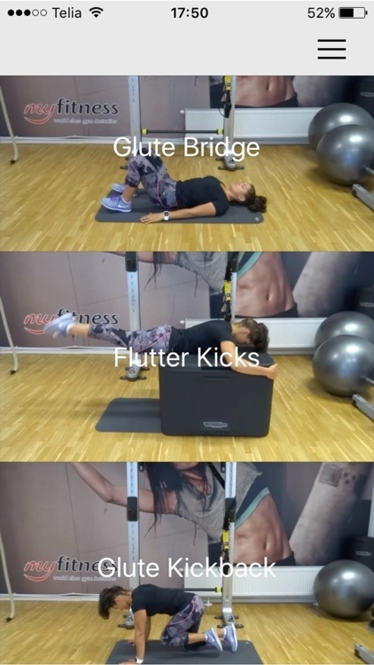Buttocks Exercises & Glutes Muscles Workout Plan screenshot-3